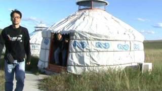 Inner Mongolia  Erguna Mongolian Yurt Camp 额尔古纳弘吉剌部落蒙古包