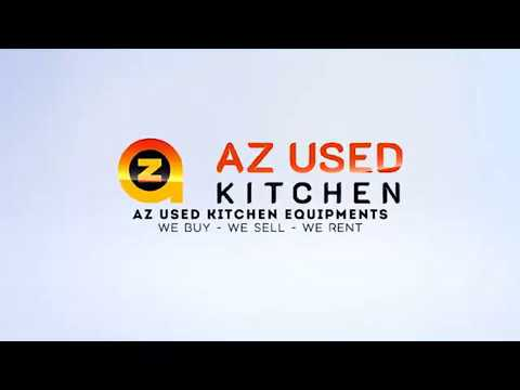 AZ Used Kitchen Equipment - UAE