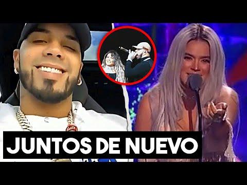 Download Anuel Reveló Que Volvió Con Karol G. Esto Hizo La Bebecita Que Todos Hablan.
