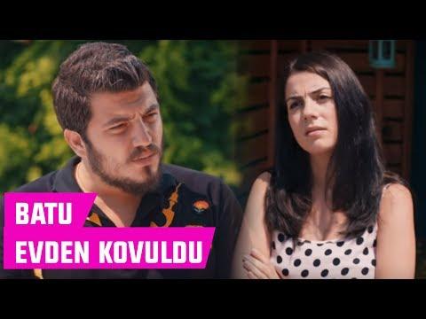 Nur, Batuhan'ı Evden Kovuyor! - Gençlik Başımda Duman