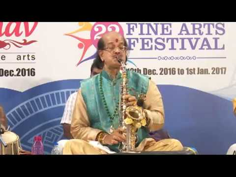 Dr Gopalnath Saxophone concert in paalamtv on 28th May 2017