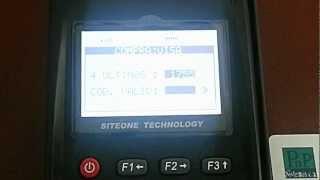Compra Crédito (Credicard Venezuela) en POS New8110 GPRS