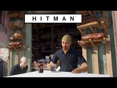 HITMAN: Contrat Bad For Business - Sending A Message - The Portman Shuffle & The Director's Cut (AS)