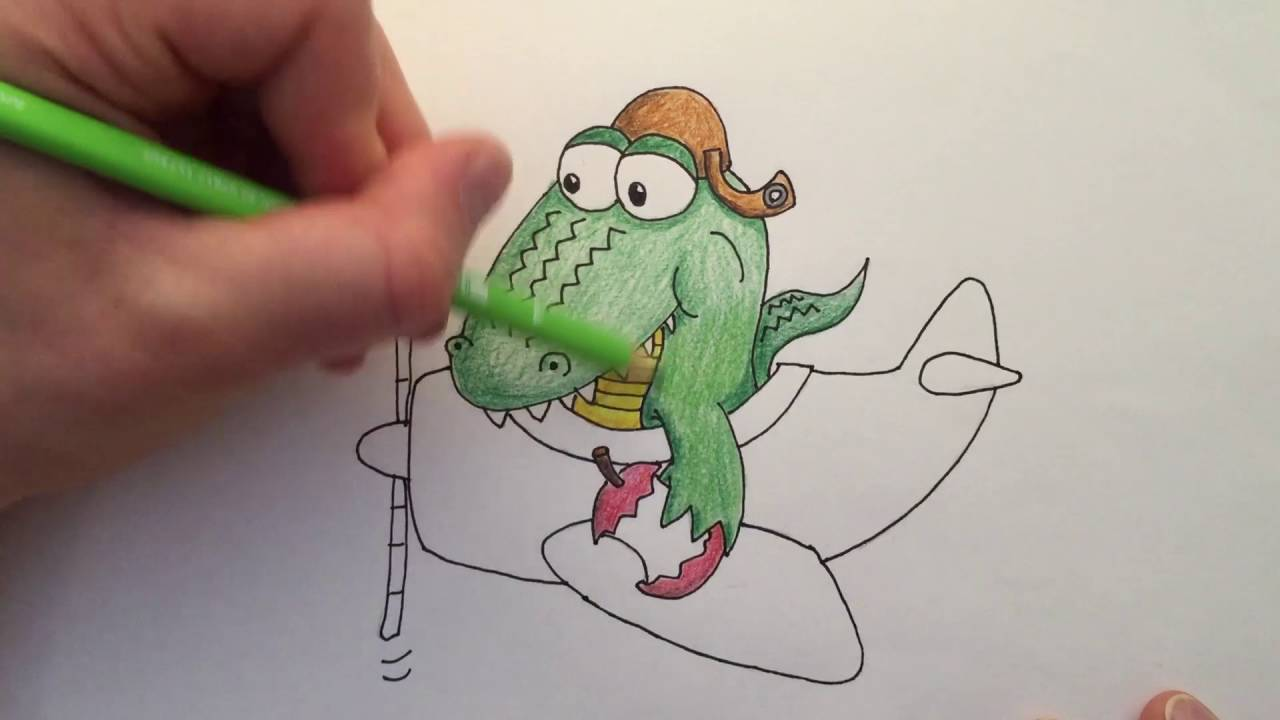 Words that start with A - Free alphabet coloring page - YouTube