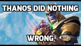 r/ThanosDidNothingWrong