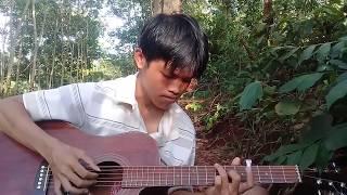 Vùng Lá Me Bay Guitar Solo - FingerStyle Version Như Quỳnh