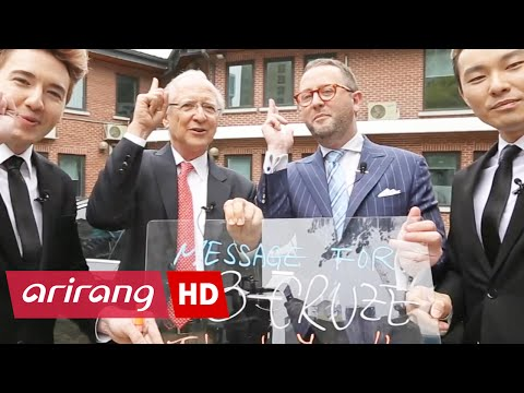 B CRUZE(Ep.4) Jörg Al. Reding, Swiss Ambassador to Korea(주한스위스대사) _ Full Episode