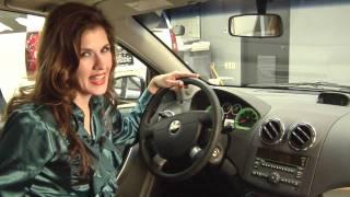 2011 Chevrolet Aveo Video Test Drive