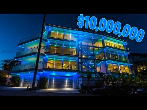 I moved into a $10,000,000 Fortnite House