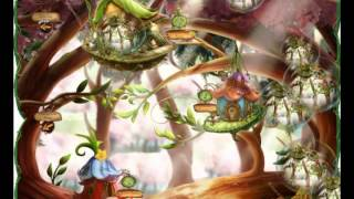 Pixie Hollow Music - Treetop Bend complete (spring)