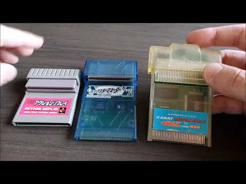 Game Boy Cheat Devices - History & Use