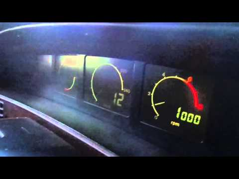 Lancia Dedra Turbo Разгон