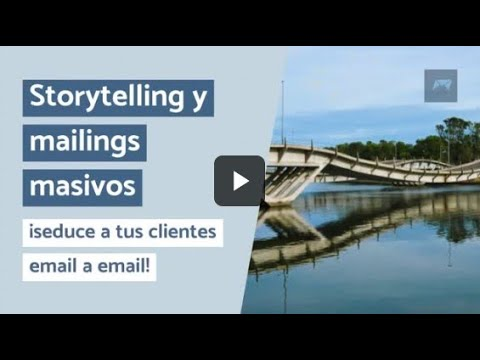 Storytelling y mailings masivos ¡seduce a tus clientes email a email!