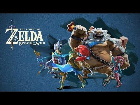 The Legend Of Zelda: Breath Of The Wild || Сокрушитель зла
