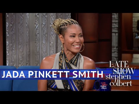 Jada Pinkett Smith Says There's A Reason She's So Honest About Her Marriage To Will Smith