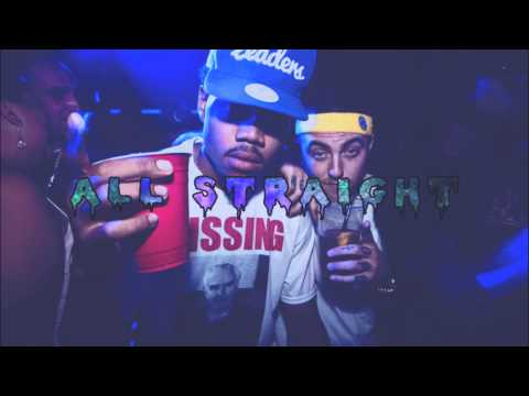 """""""All Straight"""" - Chance The Rapper Type Beat Instrumental [Prod. By Sinz]"""