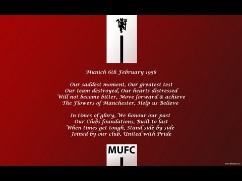 Manchester United Munich Tribute- Stand By Me