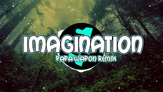 IMAGINATION REMIX ! VIRAL TIKTOK (Papa Wapon Remix)