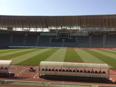 Tofiq Bəhramov adına Respublika stadionundan SON GÖRÜNTÜ - 10/07/2017