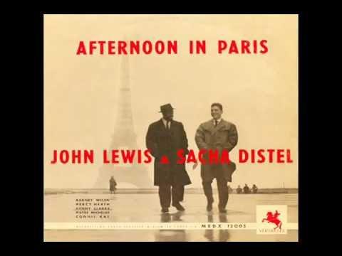 John Lewis - Afternoon in Paris (1949)