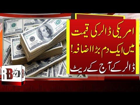 Dollar Rate Today: Pakistani Rupee Falls Again, US Dollar Rate Hits High Today, USD & PKR, USD & PKR