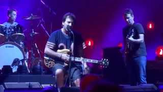 Pearl Jam - Waiting on a friend live in Oslo Norway 2014
