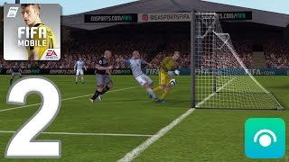 Video FIFA Mobile Soccer - Gameplay Walkthrough Part 2 - Season (iOS, Android) download MP3, 3GP, MP4, WEBM, AVI, FLV Desember 2017