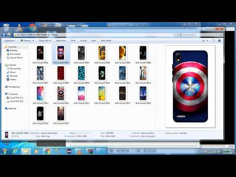 Bulk Mobile Case Mockup Sublimation Software   Mobile Back