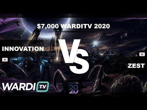INnoVation vs Zest (TvP) - $7,000 WardiTV 2020 Group E