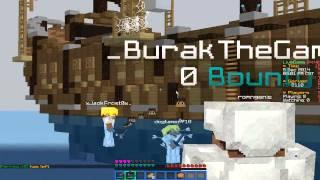 Minecraft #Hunger Games 3  /w Burak.Mustafa.Berke.Mert