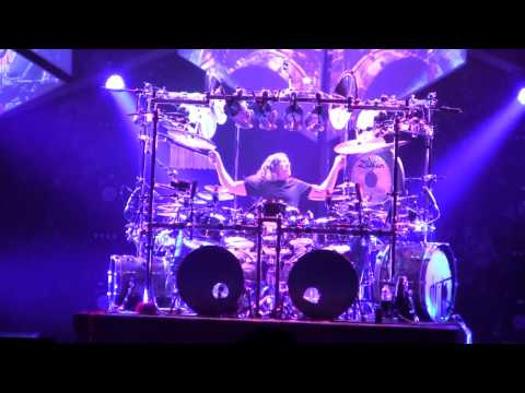 Dream Theater - Drum Solo - Glasgow Feb - Mike Mangini