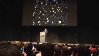 Neil deGrasse Tyson Calls Bill Nye from Florida State University