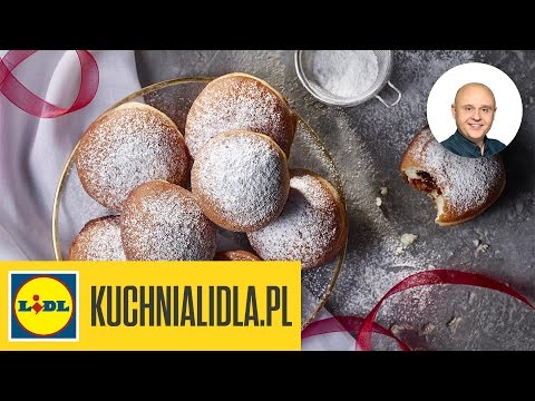 Pączki Najlepsze Paweł Małecki Przepisy Kuchni Lidla