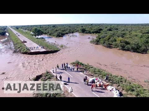 🇦🇷 More than 10,000 flee floods in northern Argentina