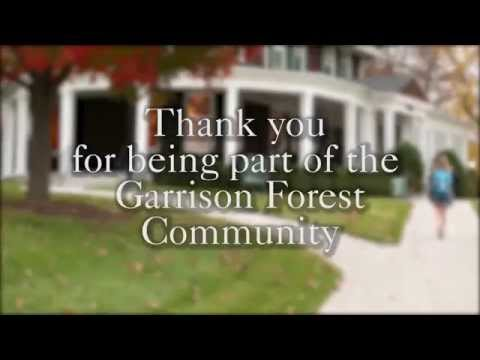 Thanksgiving Greetings from Garrison Forest School