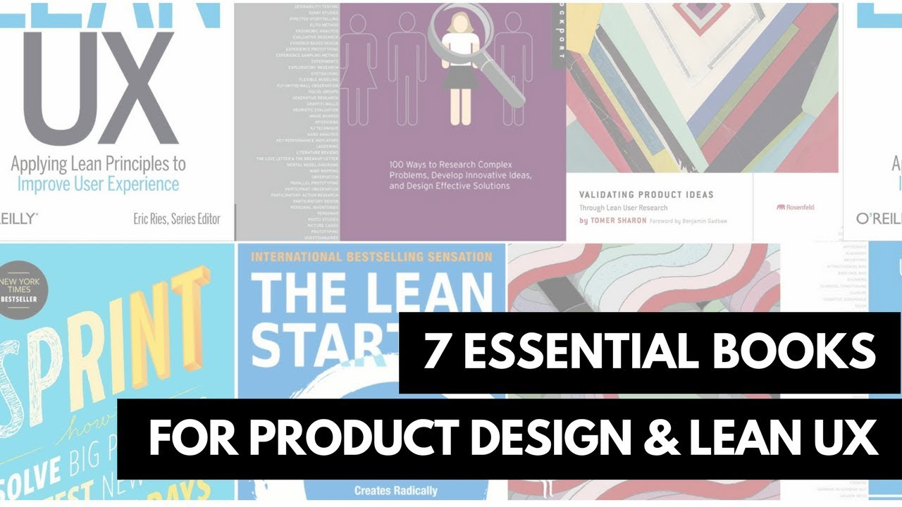 Validating product ideas through lean user research international