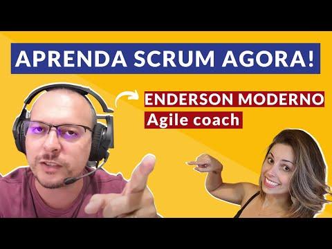 Scrum: Melhore a gestão de tempo e empodere equipes - Entrevista Enderson Moderno (Agile Coach)