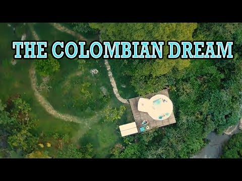 HOW TO HAVE EPIC LONG WEEKEND IN COLOMBIA (glamping & finca party)