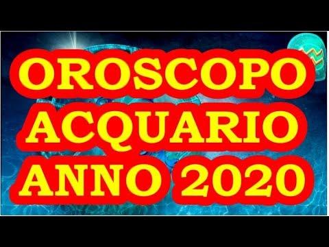 Acquario Oroscopo Acquario