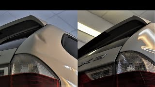 PDR на BMW, Удаление вмятин без покраски Piven-Services