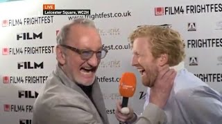 Robert Englund, the original Freddy Kruger, on his new film The Last Showing