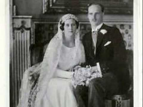 George Donatus of Hesse and Cecilie of Greece