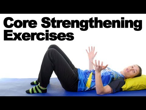 7 Great Core Strengthening Exercises - Ask Doctor Jo