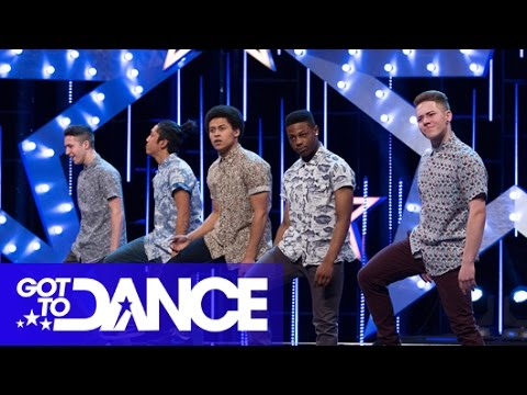 Boyband | Audition | Got To Dance 2014