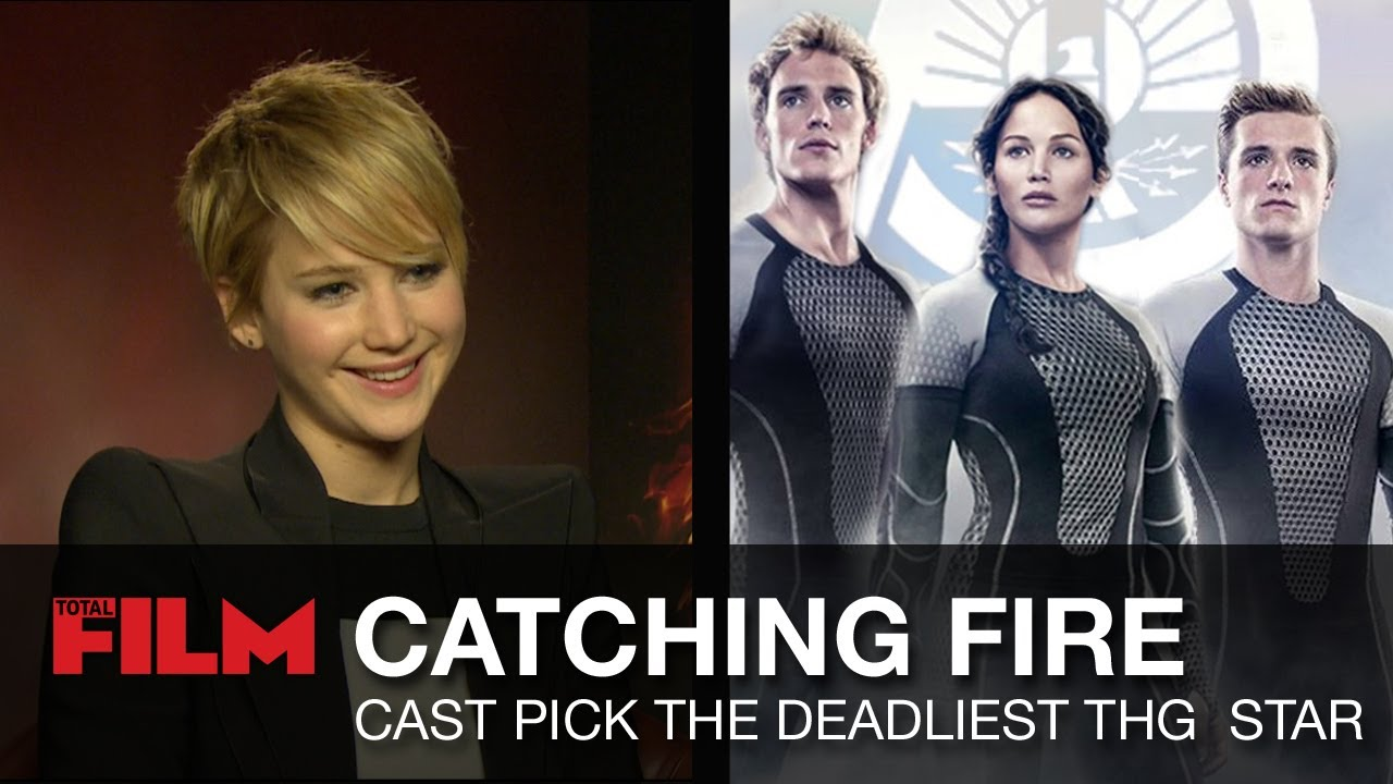 Catching Fire Cast Pick Deadliest Hunger Games Star Youtube