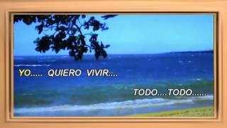 ROSARIO FLORES - YO QUIERO VIVIR
