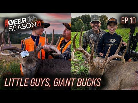 Little Guys, Giant Bucks | Deer Season 21