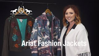 Ariat Review: Women's Fall '19 Fashion Jackets