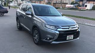 авто из США Mitsubishi Outlander New 2017 год