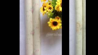 WALLPAPER STICKER - Wallpaper murah, Wallpaper praktis - SOLUSI DEKORASI RUANGAN CANTIK